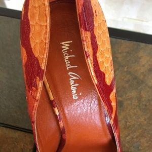 Michael Antonio Shoes - Fierce Michael Antonio Heels.